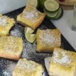 Lime Margarita Bars