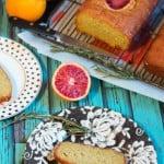 Blood Orange Rosemary Olive Oil Bread-4