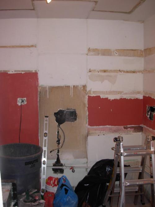 Kitchen Renovation – Day 1: Demolition