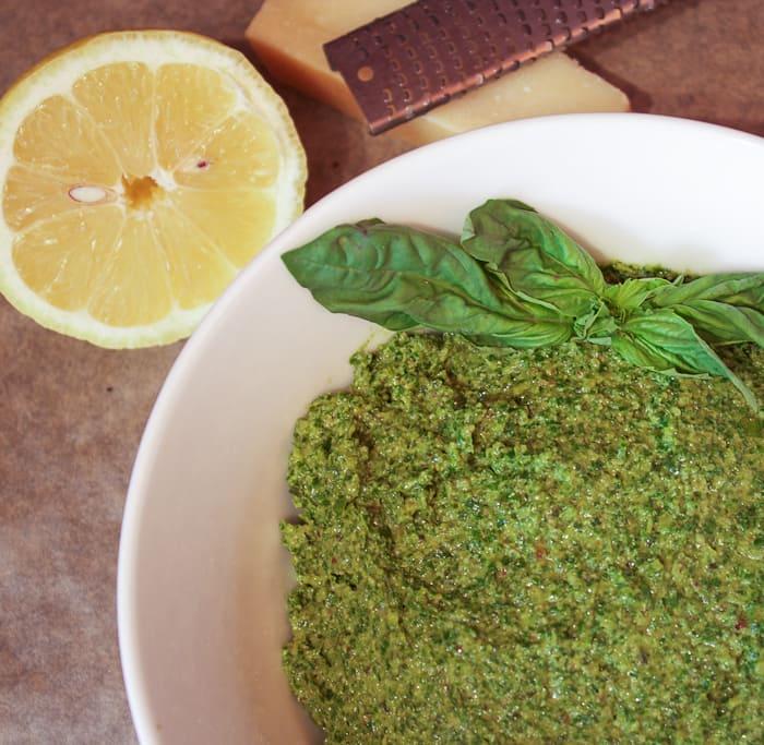 Kale Pesto & Pasta - 9