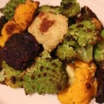 Roasted Cauliflower mix