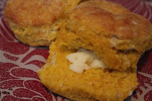 Squash Biscuits