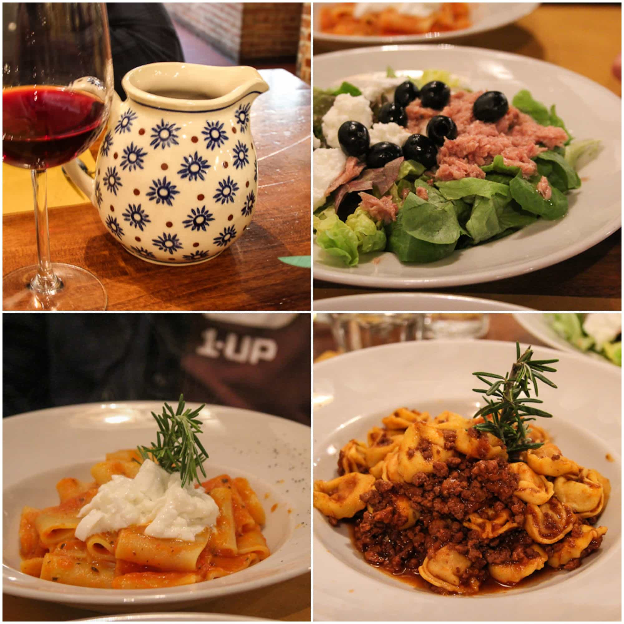Eating Out in Italy: Florence from The Girl In The Little Red Kitchen