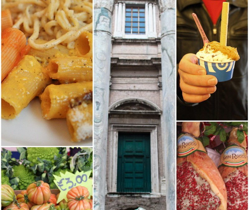 Eating Out In Italy: Rome