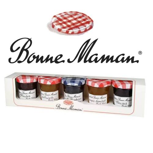 Bonne Maman Jams and Jellies