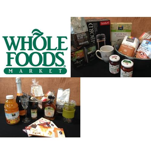 Whole Foods Gift Baskets