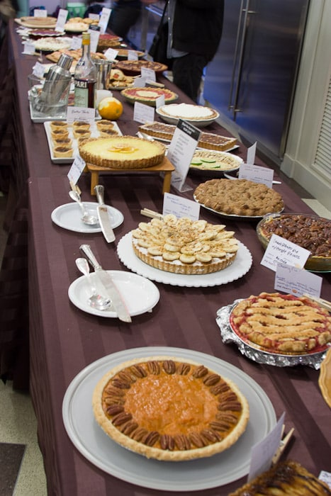 Parade of Pies from Pie Party