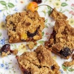 Cherry Pie Crumb Bars-5