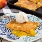 Peach Slab Pie-5
