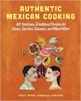 Authentic Mexican Cooking Cover