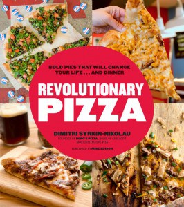 Revolutionary Pizza Book Cover