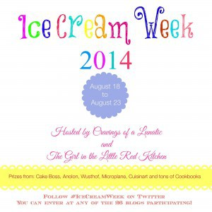 Ice Cream Week Logo