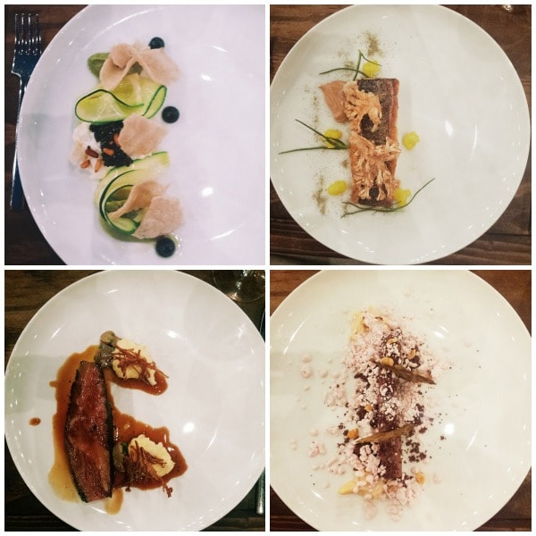 Off the Menu Dinner by Chef Voltaggio