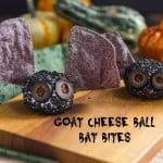 Halloween Cheeseballs