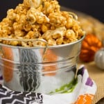 Peanut Butter White Chocolate Popcorn6