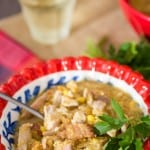 Chicken and Corn Chowder-2