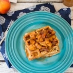 Apple Cider Waffles-4