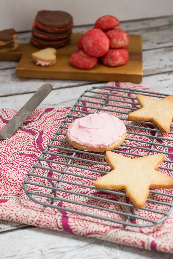 Variations on a Sugar Cookie | The Girl In The Little Red Kitchen