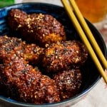 Oven Baked Korean Fried Chicken-4