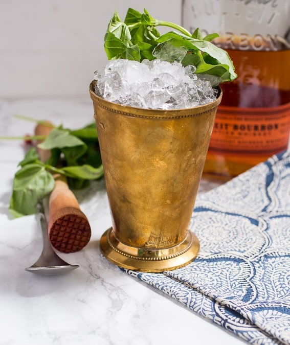 Basil Julep + Food and Music Lovers Guide to New Orleans