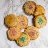 Soft Baked Sugar cookies