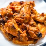Sriracha Hummus Chicken Wings-2