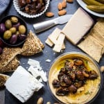 Balsamic Mushroom Hummus-2