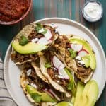 Chipotle Shredded Beef Tacos-2