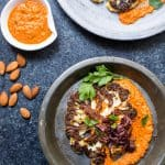 cauliflower-steaks-with-spicy-romesco-sauce