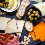 spanish-olive-and-cheese-board