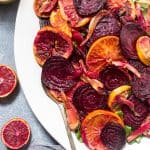 Roasted Beet, Fennel and Citrus Salad