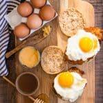 Chicken and Egg Sandwich-4