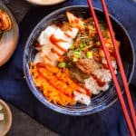 Korean BBQ Rice Bowl-9