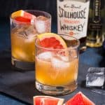 Susan Palmer - Grapefruit Whiskey Sour