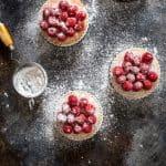 Raspberry Frangipane Tartlets-2