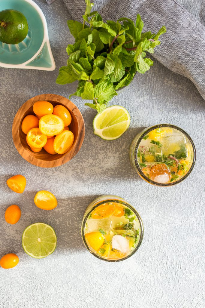 Kumquat Smash | girlinthelittleredkitchen.com