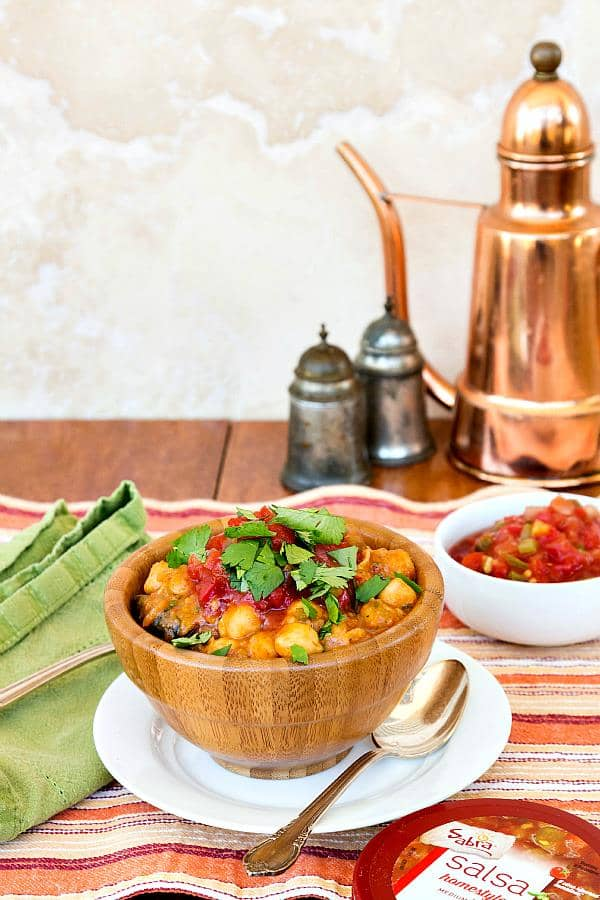 EASY SPICY VEGAN CHICKPEA CHILI | ONLINE PASTRY CHEF