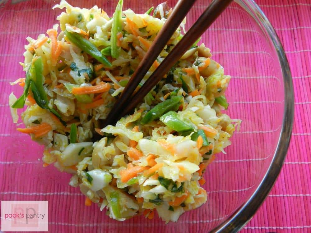 Thai Chicken Salad | Pook's Pantry