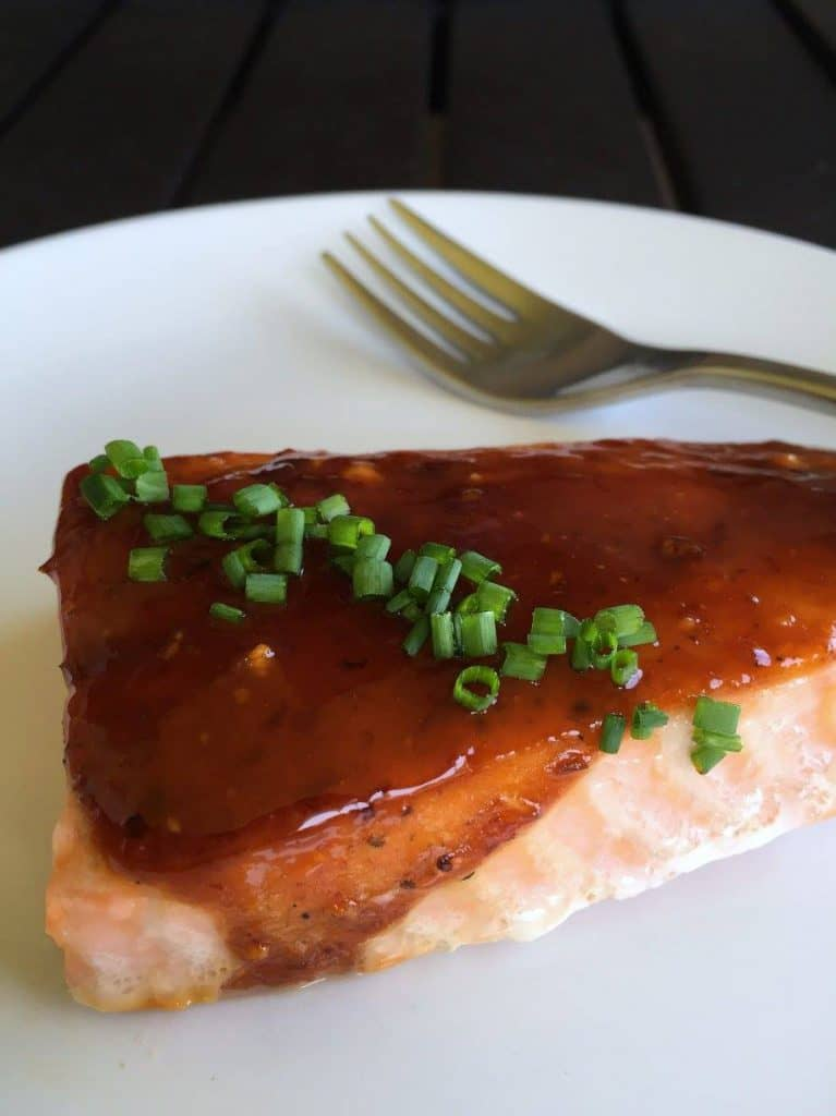 Honey Chipotle Salmon | Pook's Pantry