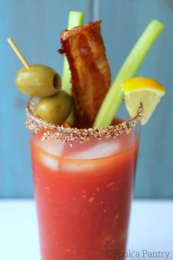 Restaurant-Style Bloody Mary | Pook's Pantry