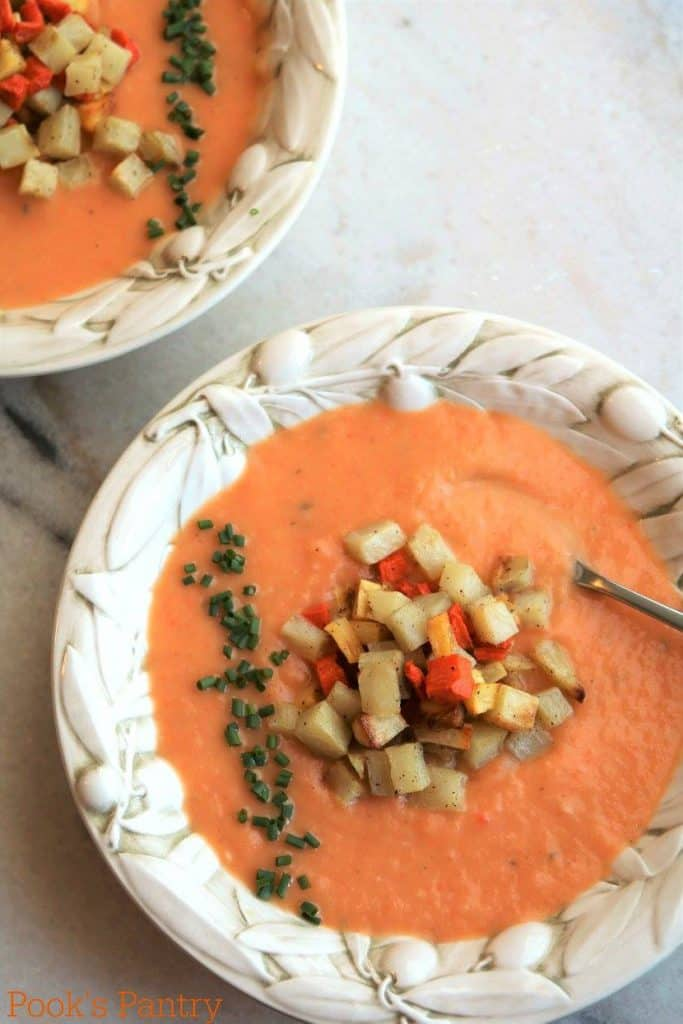 Winter Vegetable Soup | Pook's Pantry