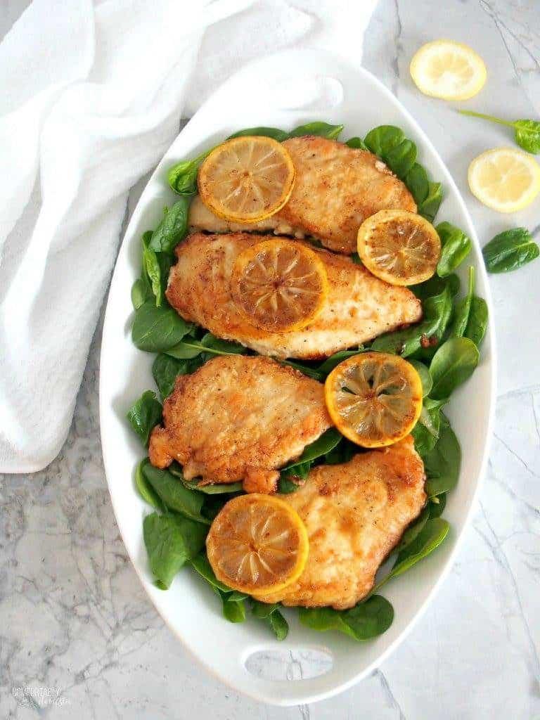 Lemon Butter Chicken (one pan recipe) | Comfortably Domestic