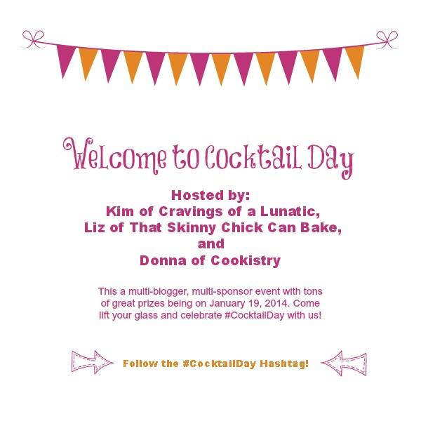 Welcome to Cocktail Day Logo