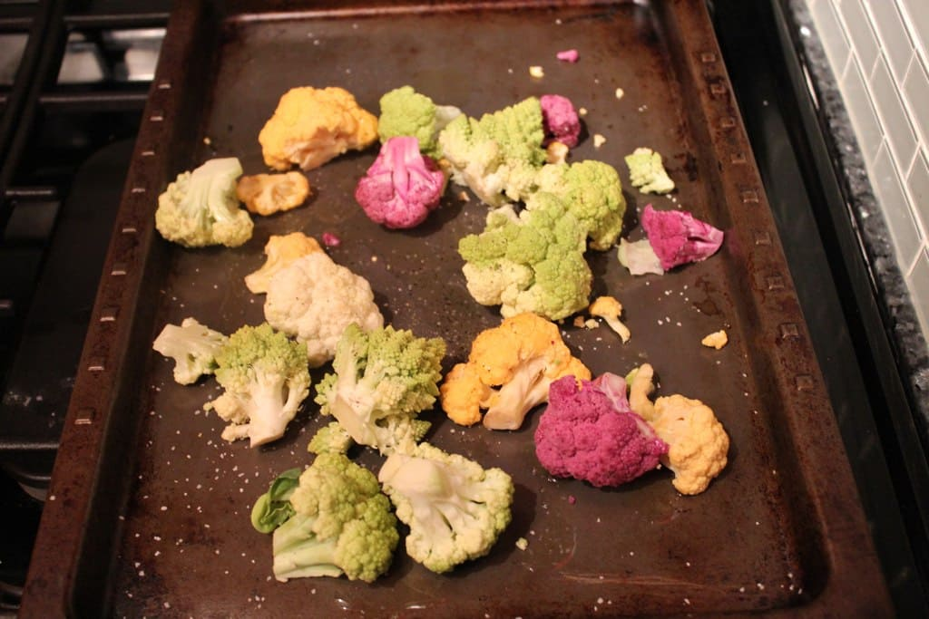 Assorted Cauliflower