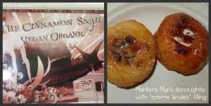 Cinnamon Snail