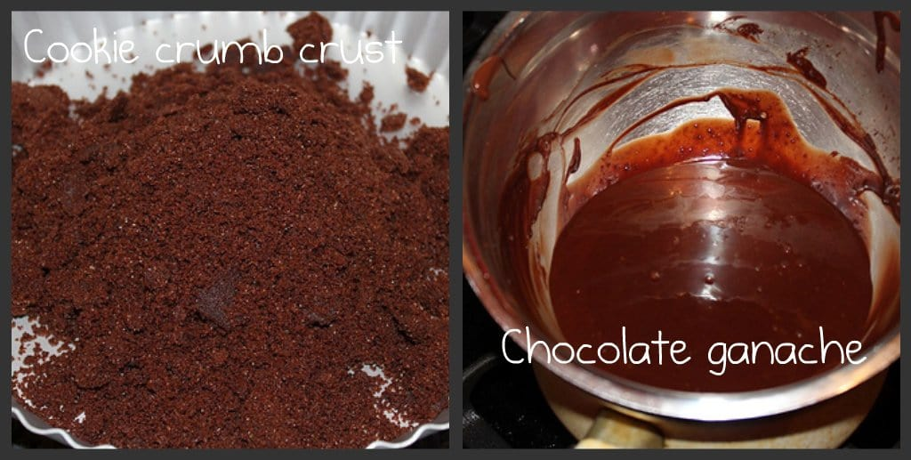 Crust for PB-Chocolate Pie