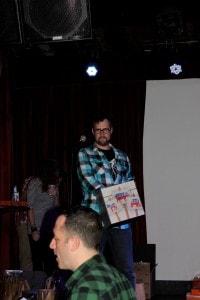 Host Matt Timms
