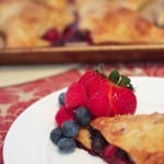 Mixed Berry Hand Pies - 1