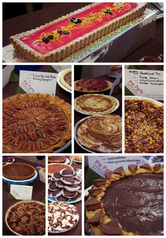 Pie Party Sweet