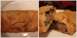 Pork hand pies